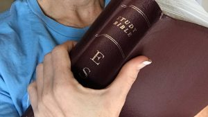 Why I'm Putting my Bible on the Shelf